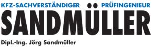 Logo von Jörg Sandmüller - TÜV SÜD Auto Partner